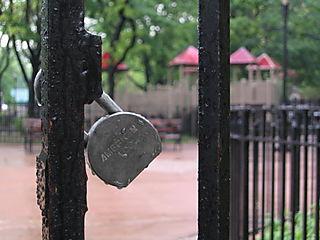 Playground lock 5-20