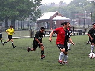 Soccer in rain 6-14