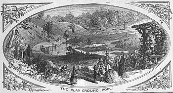 Playground pool