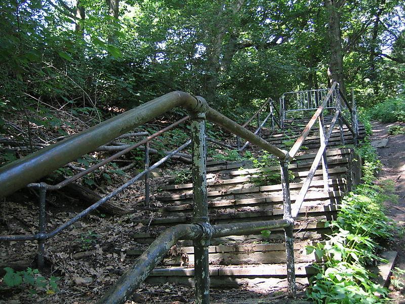 Sullivan's hill stairs 7-1