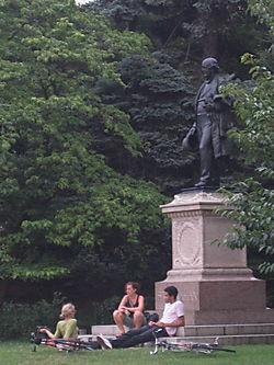 Stranahan statue 7-22