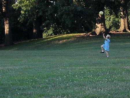 Long Meadow ballplay 8-01