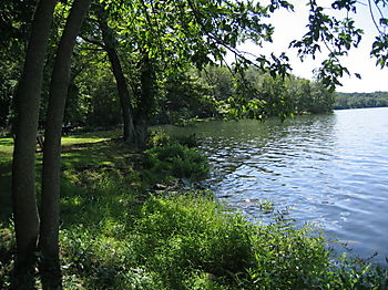 Rockland Lake 8-17