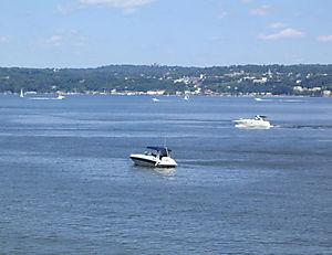 Hudson boats 8-17