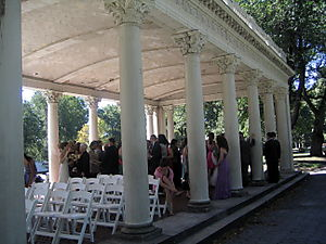 Bridal Peristyle 9-07
