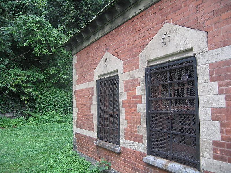 Wellhouse window 1 9-09