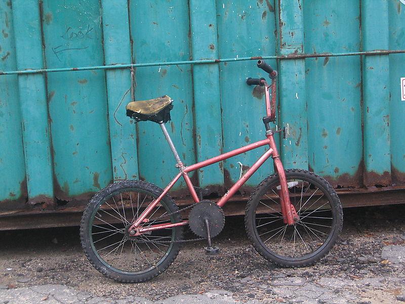 Lost bike 9-09
