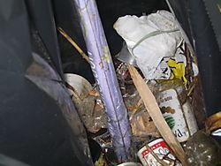 Cleanup trash 9-20