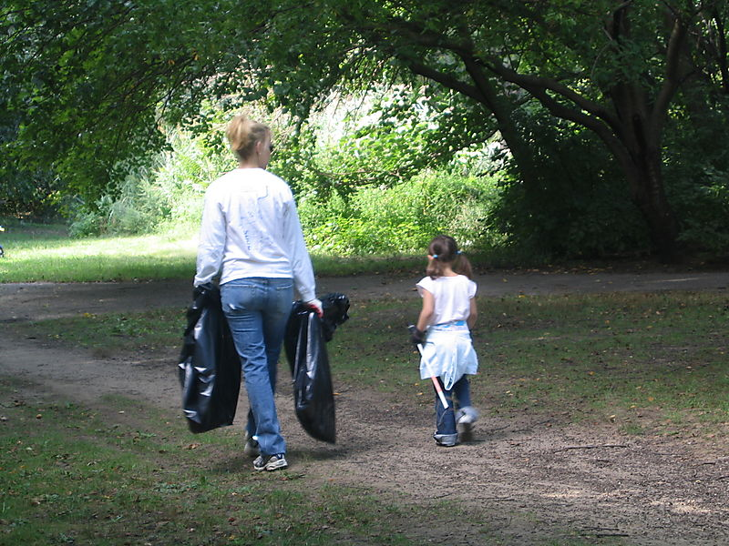 Cleanup mom&tot 9-20