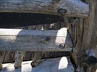 Lullwalk bench cu 9-21