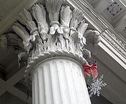 LV colonnade detail 9-25