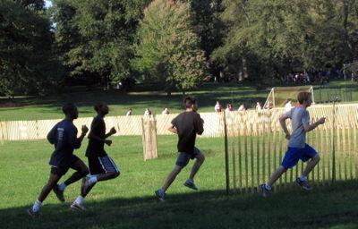 Trackday fencerunners 10-07
