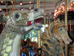Prospect Park carousel 10-10
