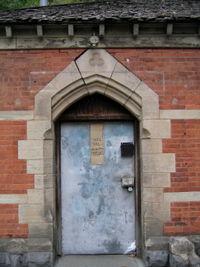 Wellhouse door 10-22