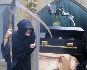 Haunted walk reapergirl 10-25