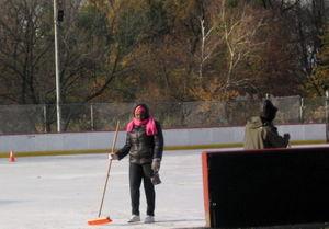 Wollman ice prep 11-18