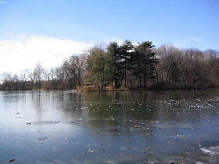 Icy lake 1-04