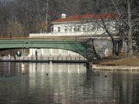 Lullwater bridge & boathouse 3-17
