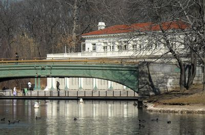 Lullwater Bridge