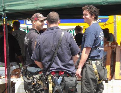 Greenmarket firemen 5-30