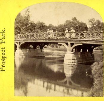 Oak bridge stereo