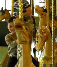 Carousel ride 5-02