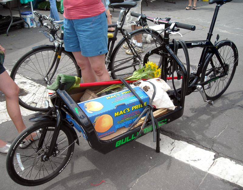 Bullitt bike 7-04