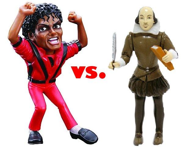 Mj vs will