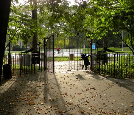 Imagination playground gate9-24
