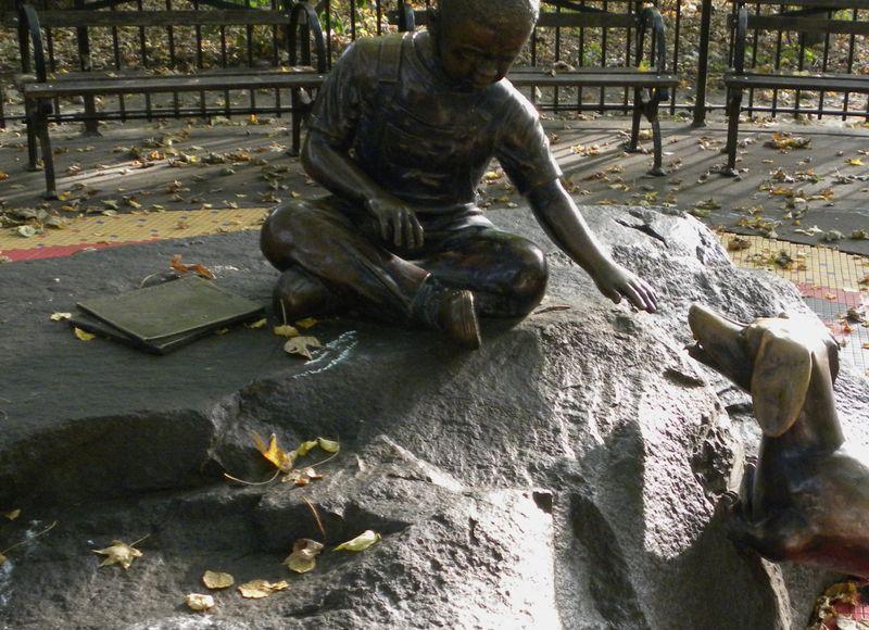 Neals statue 9-24