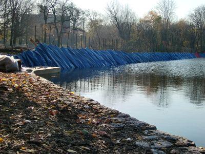 Blue dam front 11-18