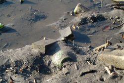 Mud vase 11-18