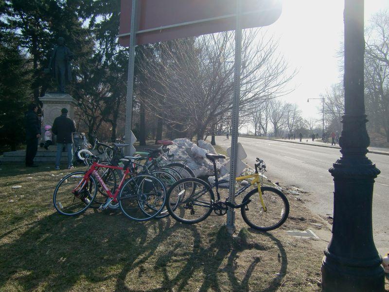 January bikes 1-16