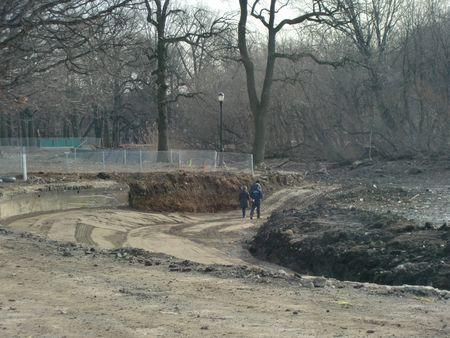 Lakeside excavation 1-22