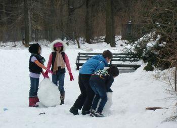 Snowman team 2-18