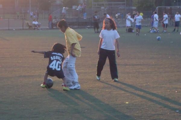 Soccer kids 9-5-10
