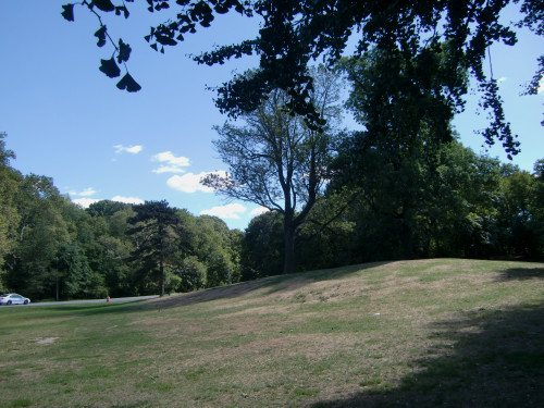 Hill near PPSW 9-15