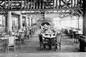 Bear Mtn Inn vintage