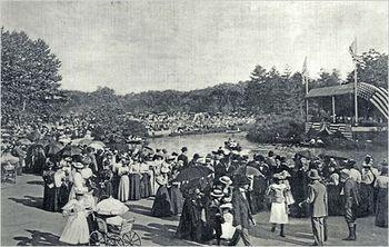 Concert grove bandstand park archives