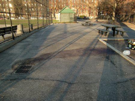 Sidewalk stain 3-24
