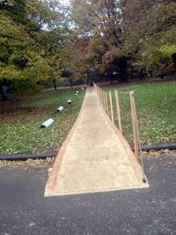 Party walkway 11-10-11