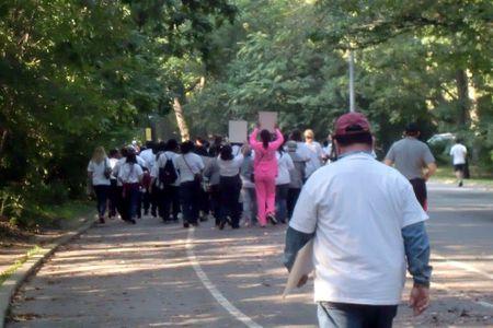Walkathon pink 9-30-11