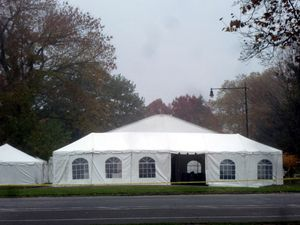 Party tent 11-10-11
