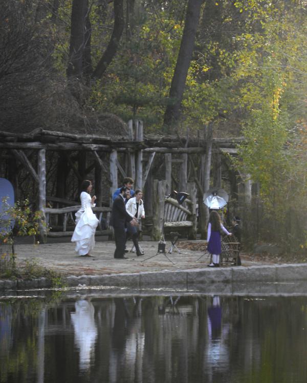 Bride reflection 11-25-1`