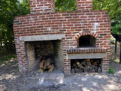 Lefferts hearth
