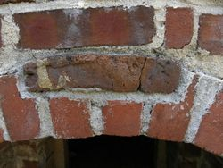 Lefferts hearth brick