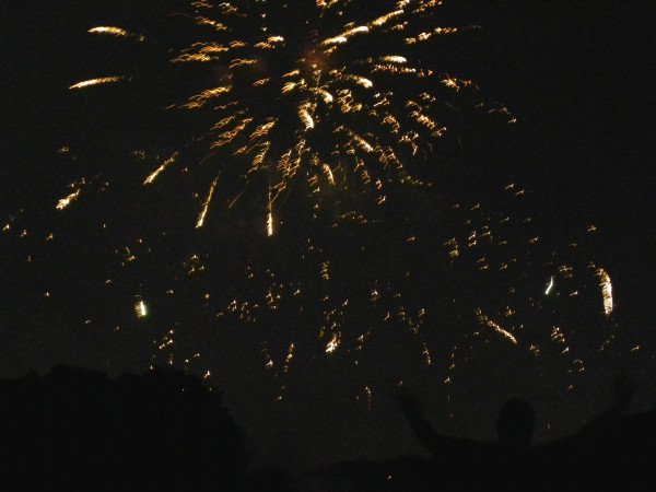 Fireworks 7-11-12
