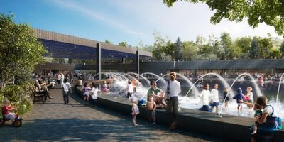 Lakeside-rendering-water-playground