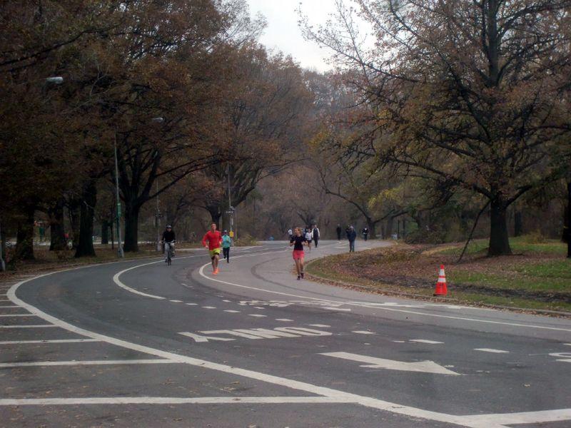 Post-sandy joggers 11-10-12