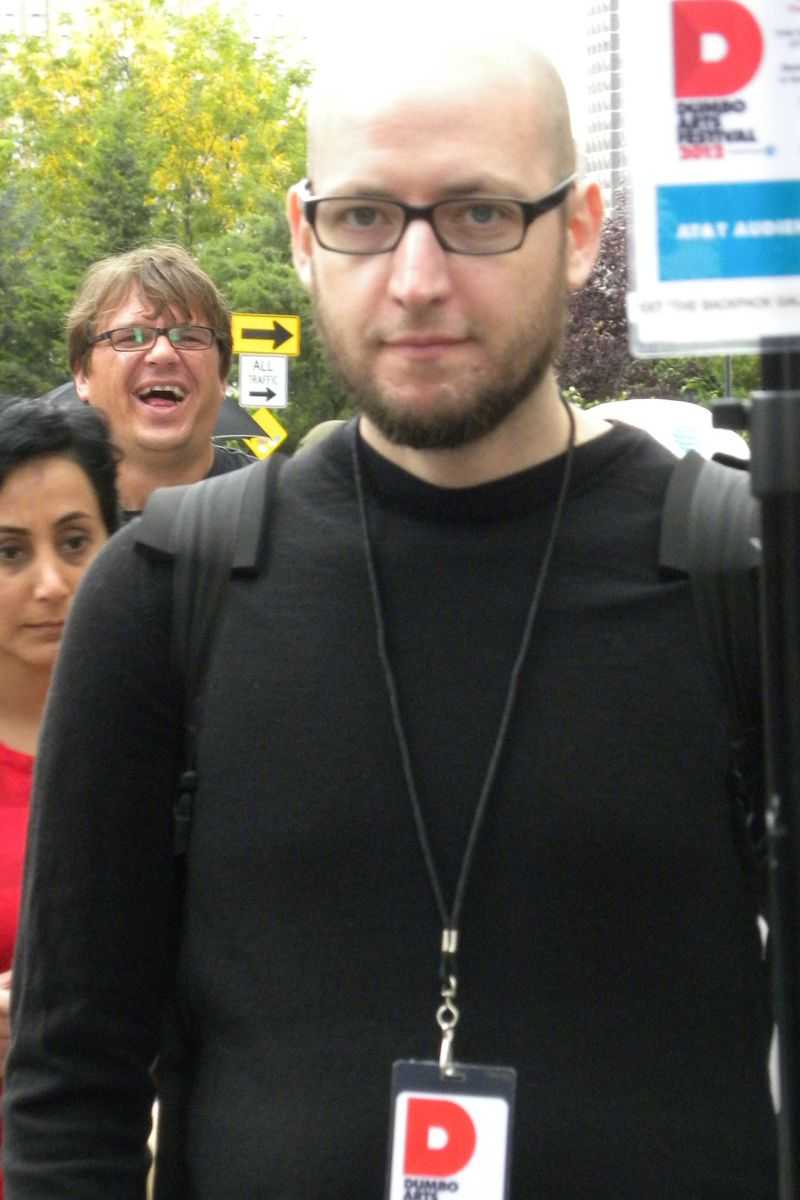 Hipster photobomb 9-30-12